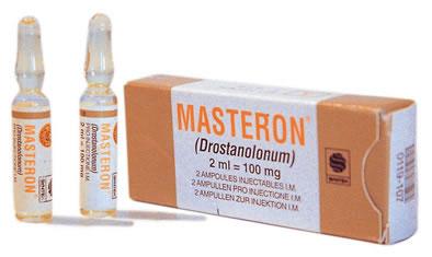 masteron pump