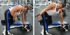 tricepsas-su-hanteliu-pasilenkus
